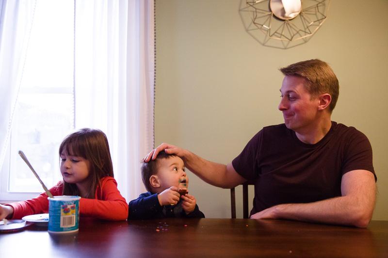 Documentary Family Photographer Somerville