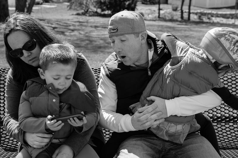Family Portrait Photographer Ashland