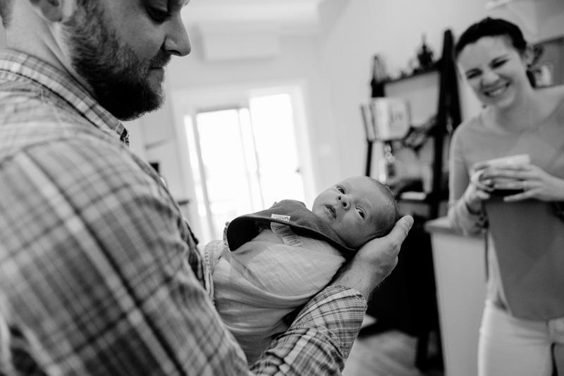 Documentary Newborn Photo