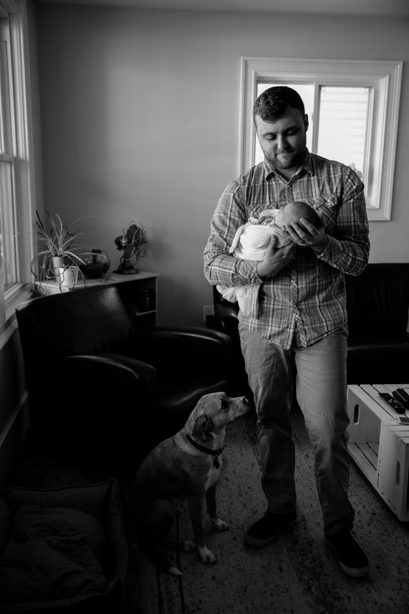 Newborn Photographer Boston