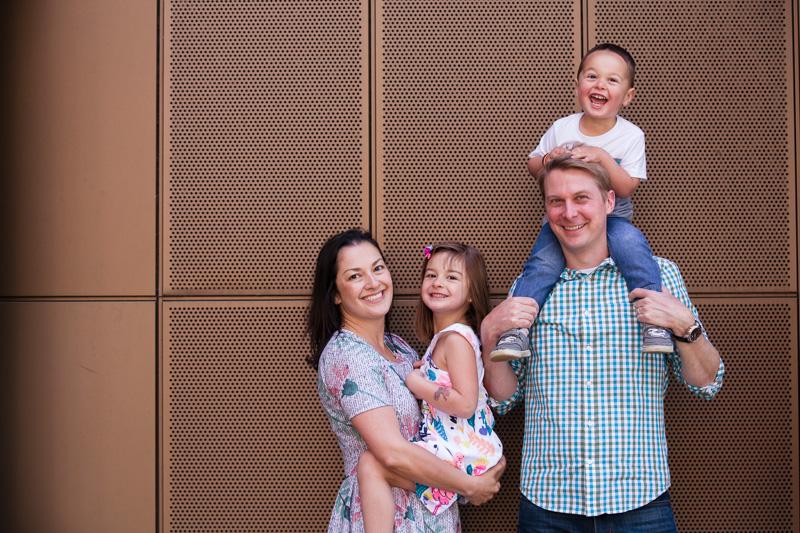 Family Portrait Photographer Newton